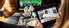 El 68% de los internautas accede a Internet mientras ve la TV