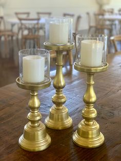 Candle Holders, Candles, Closet, Wedding, Decor, Valentines Day Weddings, Armoire, Decoration, Porta Velas