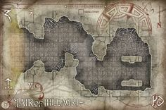 Lair of Illigari by TheRedEpic on @DeviantArt