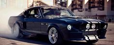 Shelby G.T.500CR built by Classic Recreations