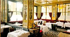 Guy Martin's Savoyard creations are extraordinaire, but the 18th-century decor is almost more delicious. Paris