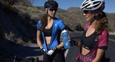 santini gold ciclismo abbigliamento donne