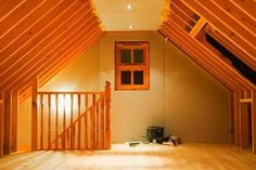 Finishing an Attic: Heating and Cooling Considerations | DoItYourself.com
