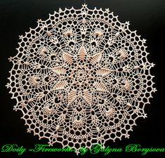 Ravelry: Fireworks pattern by Galyna Borysova
