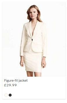 Possible blazer from H&M