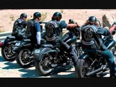 """Sons of Anarchy-The Beatles """"Come Together"""""""