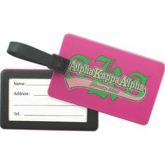 "Help your luggage truly stand out from the rest with this unique, high-quality luggage tag. This soft tag is constructed of polyvinyl chloride and has a rubber feel. No matter how rough the conditions, this tag will not stretch or lose shape. Plus, the back is reinforced with a hard plastic window to keep your paper insert safe and visible. This unique tag features a 3D imprint of your logo or message. Truly a ""stand-out"" piece."