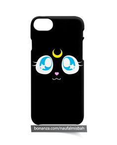 Luna Sailor Moon iPhone 5 5s 5c 6 6s 7 + Plus 8 Case Cover - Cases, Covers & Skins