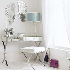 Mirrored bedroom furniture is actually the one which can really give good impacts in the design of your bedroom. Of course, all of these can only be Best Mirrored Bedroom Furniture, Glass Mirrored Bedroom Furniture, Vintage Mirrored Bedroom Furniture Mirrored Bedroom Furniture, Table Furniture, Furniture Design, Office Furniture, Furniture Vanity, Furniture Ideas, Modern Furniture, Steel Furniture, Deco Furniture