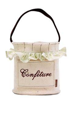 #feltbag #felt #bag #handmade #confiture #marmellata #fashion #creativity