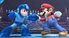 大乱闘スマッシュブラザーズ for Nintendo 3DS / Wii U:ロックマン