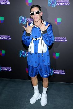 Univision's Premios Juventud gathered the hottest Latinx celebs on Thursday night — and if you don't believe me, just take a look at the red carpet Latin Artists, Homemade Beauty Tips, My Crush, Billie Eilish, Celebrity Crush, Hot Guys, Handsome, Celebs, Singer