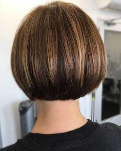 20 Chic Short Bob Haircuts: #7. Undercut Textured Bob; #shorthair; #undercut; #bobcut; #bobhairstyle