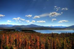 10 Great American Vacation Destinations for Nature Lovers