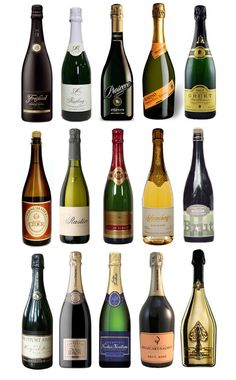 15 Sparkling Wines for New Year's Eve - great price to awesome ratio!