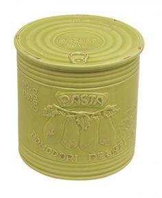 Mediterraneo - 657AC Pasta Container -  Lime