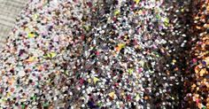 Glitter Fabric, Sprinkles, Etsy Seller, Buttons, Candy, Craft, Instagram, Creative Crafts, Crafting
