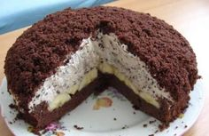 Domácí krtkův dort. Delikatesa!