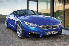 2018 BMW Z5 - Rendering & New Info - http://www.bmwblog.com