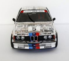BMW 635 CSI 1/24 By Can Girgin