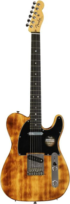 Fender Prototype Telecaster Burnt Pine