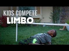 LIMBO GAME | Kids Compete! - YouTube