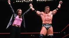 16 years ago, WWE ushered in the McMahon-Helmsley Era and nothing was ever the same! Stephanie McMahon and Triple H - WWE Armageddon 1999 Stephanie Mcmahon Hot, Vickie Guerrero, Jimmy Hart, Bruno Sammartino, Michael Hayes, Bobby Heenan, Paul Bearer, Andre The Giant