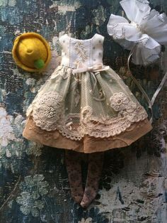 Circus Stars set for Blythe dolls the little par moshimoshistudio
