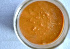 That amazing ginger salad dressing they use at Hibachi restaurants... make it yourself! Combine in food processor: 2 carrots, peeled and chopped, 1 green onion, chopped, 2 tablespoon ginger, finely chopped, 2 tablespoons balsamic vinegar, 2 teaspoons sesame oil, 2 teaspoons soy sauce, 1 teaspoon sugar, 1 tablespoon olive oil