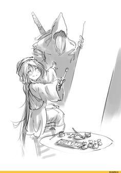 Slave Knight Gael,painter girl,DSIII персонажи,Dark Souls 3,Dark Souls,фэндомы,Ashen One,СПОЙЛЕР