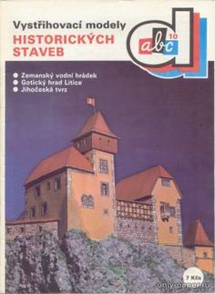 "Castle made of paper, paper model, free download - Architecture - Product models - ""Only Paper"""