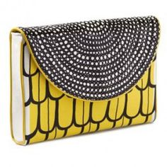 Marimekko Clutch bag by Virva Launo