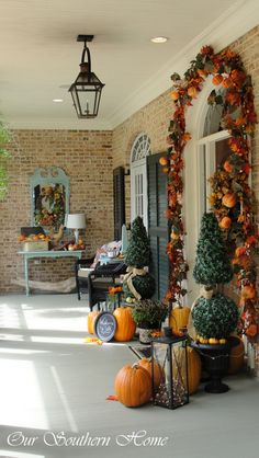 Fall Home Tour - Our Southern Home