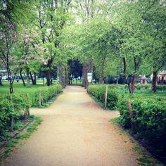Luna-Park, Regen. (hier: Köln Humboldt park)