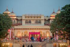 Wedding at Taj Rambagh Palace in Jaipur Destination Wedding Planner, Indian Home Decor, Jaipur, Palace, Taj Mahal, Building, Boards, Travel, Sculpture