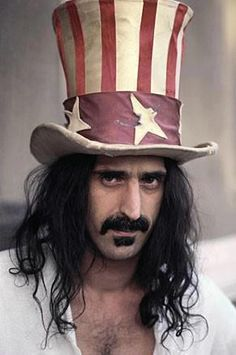 "Top Hat !! ""Without deviation from the norm, Progress is not possible"". Frank Zappa"