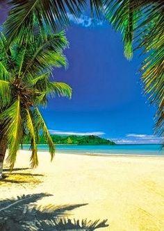 Madagascar -Beach View