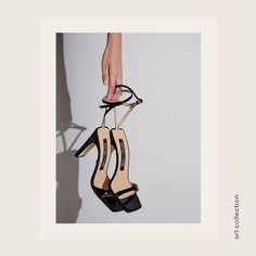 The celebrity favorite is the elegant statement your wardrobe can't do without. Shop no. Sergio Rossi, Vogue, Shoe Game, Dress To Impress, Me Too Shoes, Footwear, Street Style, Style Inspiration, Stylish