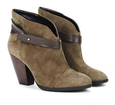 """Sole Society """"Skylar"""", $75 army green fudge has to be greatest color description ever!"""