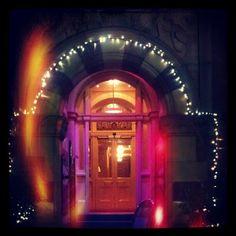 Nightclub (via Instagram)