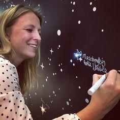 Natürlich hab ich auch bei @addi_by_selter  einen Stern zum leuchten gebracht 🌟#hhcologne2017 #maschenfein #addifriends