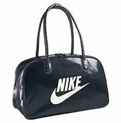 Nike Heritage SI Club Bag, One Size, Black nyfw style fashion