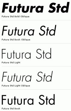a geometric sans-serif typeface with visual elements of the Bauhaus design style