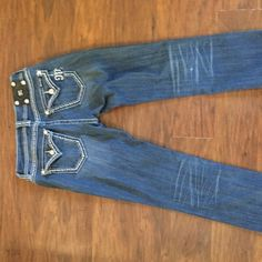 Miss Me Jeans Fit and look great! Miss Me Jeans Straight Leg