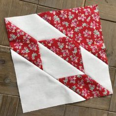 Classic & Vintage: Hunter Star - The Jolly Jabber Quilting Blog