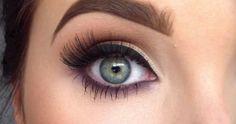 :-! un maquillaje que resalte tus ojos divino