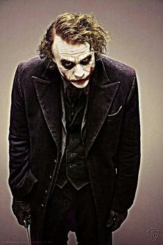 Joker: best performance ever by Heath Ledger, won't be one like him again