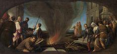 um 1566/1567, Künstler:Jacopo da Ponte, gen. Jacopo Bassano, , Kunsthistorisches Museum Wien, Gemäldegalerie
