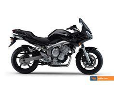 2007 Yamaha FZ 6S ABS (Fazer)