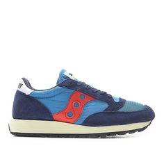 Saucony Jazz Original Vintage (blau / rot) (EU 37.5 / US 5 ) #lpu #sneaker #dailydrops #hypesrus